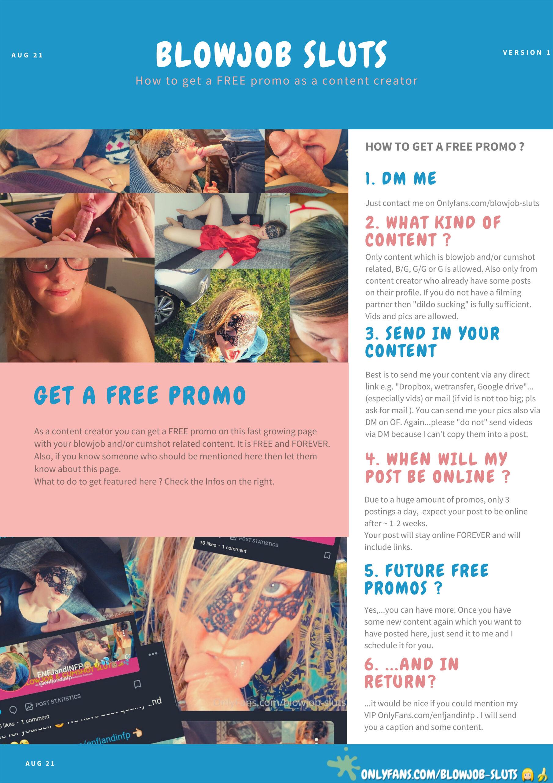 Wanna free promo ?